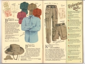 Banana Republic Catalog #34 Holiday 1987 Bombay Shirt, French Army Bush Hat, Kenya Convertibles