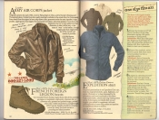 Banana Republic Catalog #34 Holiday 1987 Army Air Corps Jacket, Foreign Legion Boots, Expedition Shirt
