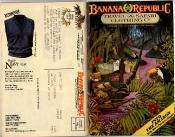 Banana Republic Catalog #22: Spring 1985 Cover, British Navy Vest
