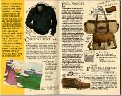 Banana Republic Catalog #22: Spring 1985 Officer\'s Wool Jacket, Linea Viaggio Bags, Town and Bush Shoe