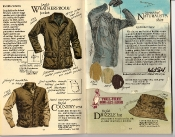 Banana Republic Catalog #22: Spring 1985 Weatherproof Jacket, Country Vest, Naturalist's Shirt, Drizzle Hat