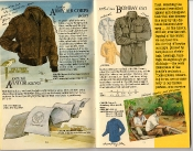 Banana Republic Catalog #22: Spring 1985 Army Air Corps Jacket, Aviator Scarves, Bombay Shirt