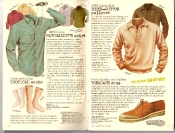 Banana Republic #27 Spring 1986 Naturalist's Shirt, 3-Button Pullover, Toeguard Shoe