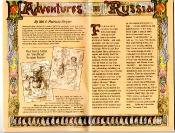 Banana Republic #27 Spring 1986 Soviet artist Anatoly Belkin, Travel Journal begins