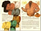 Banana Republic #27 Spring 1986 Yukon Shirt, On-The-Road jacket,
