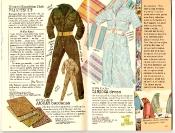 Banana Republic #27 Spring 1986 Flightsuit, Bandanas, Carioca Dress