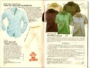 Banana Republic #27 Spring 1986 White Collar Workshirt, Australian Khaki Jeans, No-Polo Shirt
