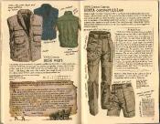 Banana Republic Summer 1986 Bush Vest, Kenya Convertibles, Sydney Pollack Travelogue,, Mark Owen Testimonial