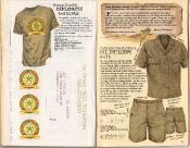 Banana Republic Summer 1986 No. 28 Banana Republic Shirts, Oil Driller\'s Suit