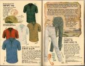 Banana Republic Summer 1986 No. 28 Safari Cap, Outback Shirt, Pants-To-Come_Home-To, Richard Bangs Travelogue