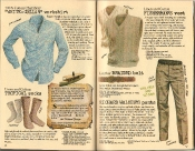 Banana Republic Summer 1986 No. 28 White Collar Workshirt, Tropical Socks, Fisherman\'s Vest, Leather Braided Belt, Richard Walker\'s Pants,