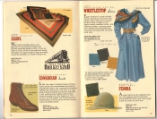 Banana Republic Catalog 37 Fall 1988 Challis Shawl, Edwardian Boots, Whistlestop Dress, Women's Fedora
