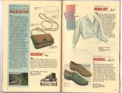 Banana Republic Catalog 37 Fall 1988 Document Bag, Inside-Out Shirt, Balmoral Oxfords