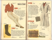 Banana Republic Catalog 37 Fall 1988 Women\'s Denim Jeans, Pueblo Boots, Duster Coat, Australian Schoolbag