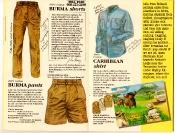 Banana Republic Catalog No. 19, Summer 1984