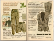 Banana Republic Summer 1987 No. 32 Kenya Convertibles, Photojournalist's Vest, Desert Belt