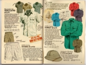 Banana Republic Summer 1987 No. 32 Short Sleeved Ventilated Shirt, Gurkha Shorts, Bombay Shirts, Pith Helmet