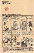 Banana Republic 1979 Back Cover--The Banana Republic Story