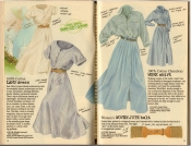 Banana Republic Spring 1987 Lamu Dress, Work Skirt, Woven Jute Belt