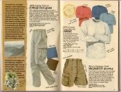 Banana Republic Spring 1987 Jungle Fatigues, Long-Sleeved Jersey, Walkabout Shorts