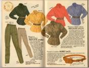 Banana Republic Spring 1987 Fatigue Pants, Merikani Shirt, Money Belt