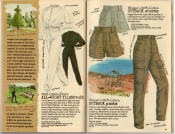 Banana Republic Spring 1987 All-Night Flightsuit, Women's Outback Shorts, Women's Outback Pants