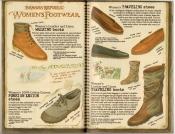 Banana Republic Spring 1987 Women\'s Shoes