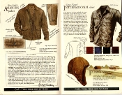 Banana Republic #21 Christmas 1984 Aviator's Jacket, GB Trudeau Testimonial, International Shirt, Lambskin Flight Helmet