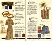Banana Republic #21  Christmas British Webbed Belt, Safari Bangles, Ventilated Tropical Dress, Polish Solidarity Bag, Riviera Shorts