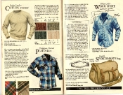 Banana Republic #21 Christmas Indoor-Outdoor Sweater, Portuguese Plaid Flannel Shirt, White Collar Work Shirt, English Sportsman\'s Bag