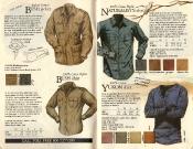 Banana Republic #21 Christmas 1984 Bush Jacket, Bush Shirt, Naturalist\'s Shirt, Yukon Shirt