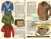 Banana Republic #21 Christmas 1984 Australian Football Jerseys, Swedish Canvas Map Case, Outback Jacket, Photojournalist's Bag