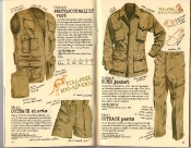 Banana Republic Holiday 1985, Outback, Photojournalist's Vest, Bush Jacket, Bush Shorts, Bush Pants
