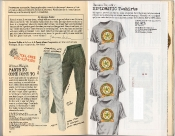 Banana Republic Holiday 1985, Winter Weight Pants-To-Come-Home-To, Diplomatic T-shirts