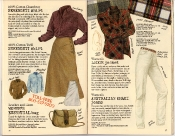 Banana Republic Holiday 1985, Serengeti Shirt, Serengeti Skirt, Essential Bag, Lodge Jacket, Australian Khaki Jeans