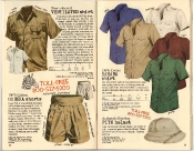 Banana Republic Holiday 1985, Ventilated Shirt, Gurkha Shorts, Sahara Shirt, Pith Helmet