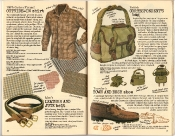 Banana Republic Holiday 1985, Outside-In Shirt, Jute Belt, Correspondent's Bag, Town and Bush Shoe