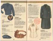 Banana Republic Catalog 17 Winter 1984, RAF Sweater, WWII Air Corps Pen, Swedish Bandolier, WRNS Bert/Uniform/Shirt