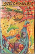 Banana Republic Catalog 33 Fall 1987 Cover by An-Ching Chang