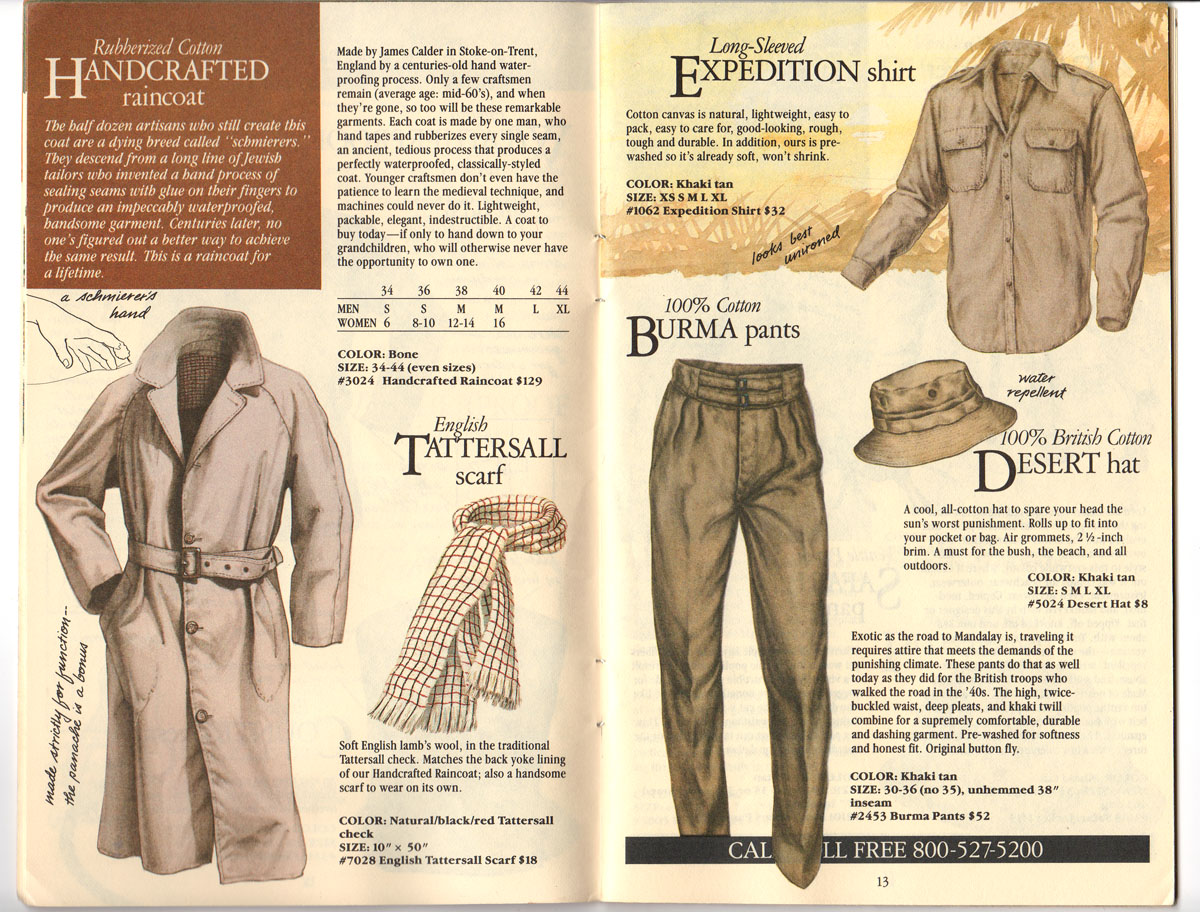 Banana Republic #20 Fall 1984
