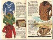 Banana Republic Fall UPDATE 1984 Football Jerseys, Map Case, Outback Jacket, Photojournalist\'s Bag