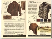 Banana Republic Fall UPDATE 1984 Open Cockpit Aviator's Jacket, International Shirt, Flight Helmet
