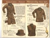 Banana Republic Fall UPDATE 1984 Weatherproof Riding Coat, Drizzle Hat, Weatherproof Jacket, English Country Vest