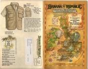 Banana Republic #20 Fall 1984