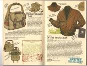 Banana Republic #25, Fall 1985 British Correspondent\'s Bag, On-The Road jacket