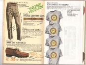 Banana Republic #25, Fall 1985 English Bridle Belt, Expedition Pants, Town and Bush Shoes, Diplomatic T-Shirts