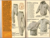 Banana Republic #25, Fall 1985 Athletic Clothing