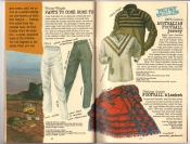 Banana Republic #25, Fall 1985 Pants To Come Home To, Australian Football Jersey, Dinkum Aussie Football Blanket