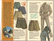 Banana Republic #26 Fall 1986 Riviera Shorts, Flightsuit, Women\'s Outback Shorts