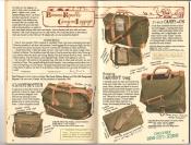 Banana Republic #26 Fall 1986 Carry-On Luggage